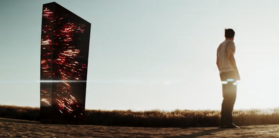 The World Is Suddenly A Very Porous Place In The Trailer For Sci-Fi Horror Portals