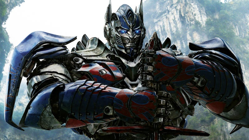 Michael Bay Says There Are 14 Transformers Movies Already Written And My Eyes Are Not Ready