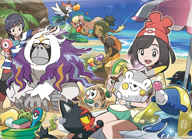 The Creators of Pokémon Explain Why Sun and Moon Has Ridiculous Monster Designs
