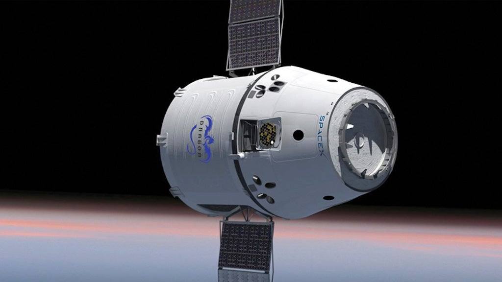 Storms delay SpaceX station delivery using recycled capsule