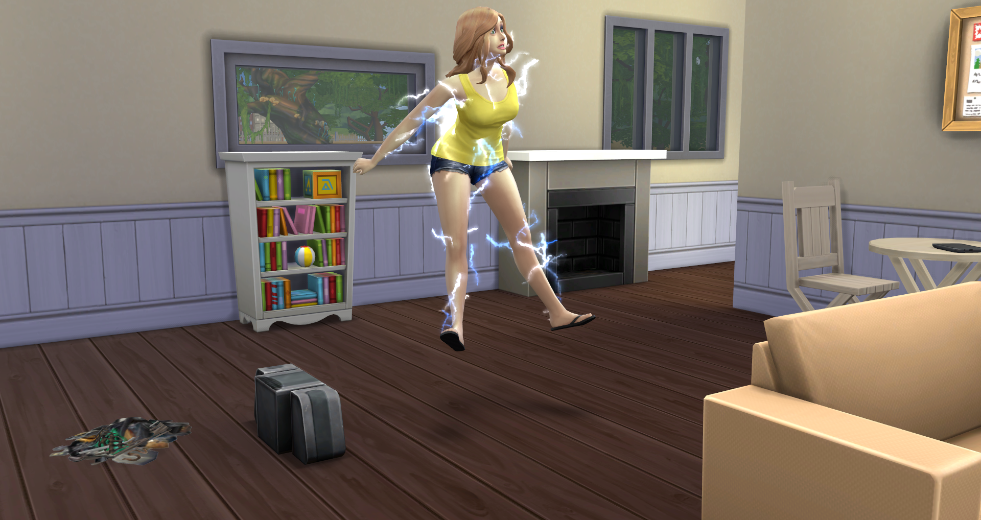 How To Kill In The Sims 4