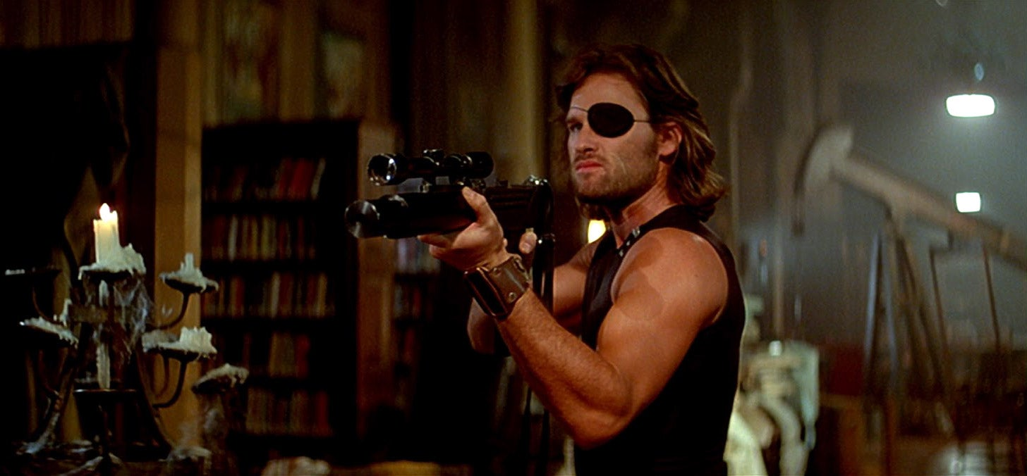 Snake Plissken Kindly Suggests You Watch This John Carpenter Music Video Right Now