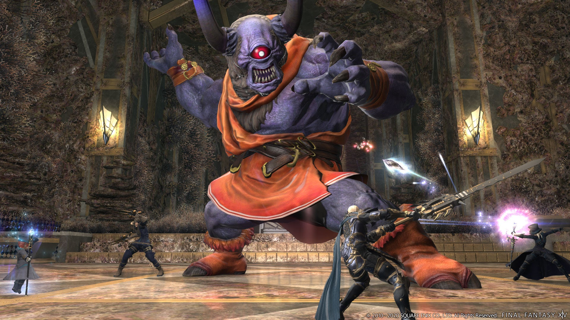 Covid-19 Concerns Delay Final Fantasy XIV's Next Big Update