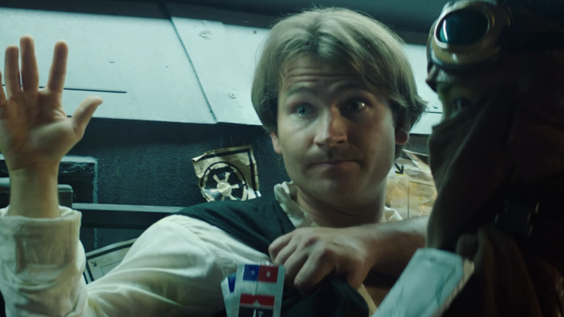 Enjoy This Han Solo Fan Film While You Wait For The Next Star Wars Spinoff