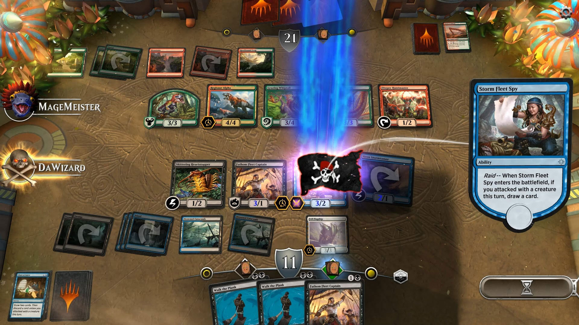 Arena Is Magic The Gathering S Answer To Hearthstone