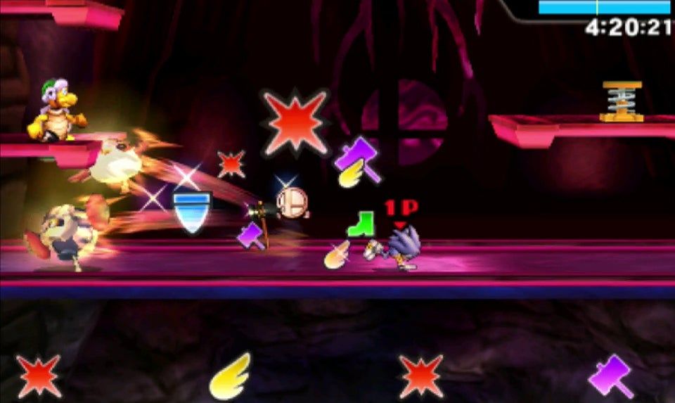 What I Love and Hate About Super Smash Bros. 3DS So Far