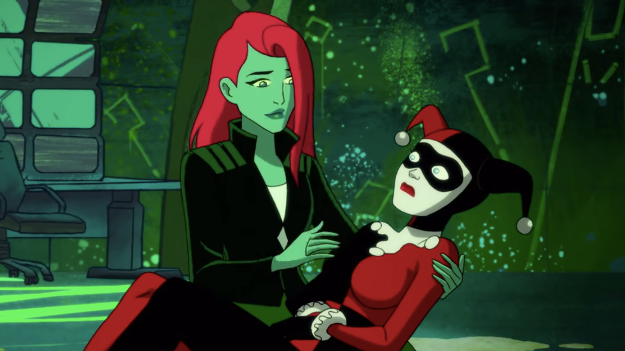Harley Quinn's Showrunner Has A Very Good Reason For Why Harley And Ivy Aren't Together Yet
