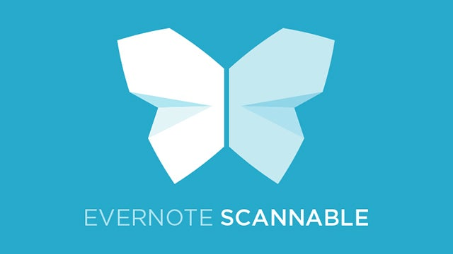 Use Evernote's Scannable App to Go Paperless in a Snap