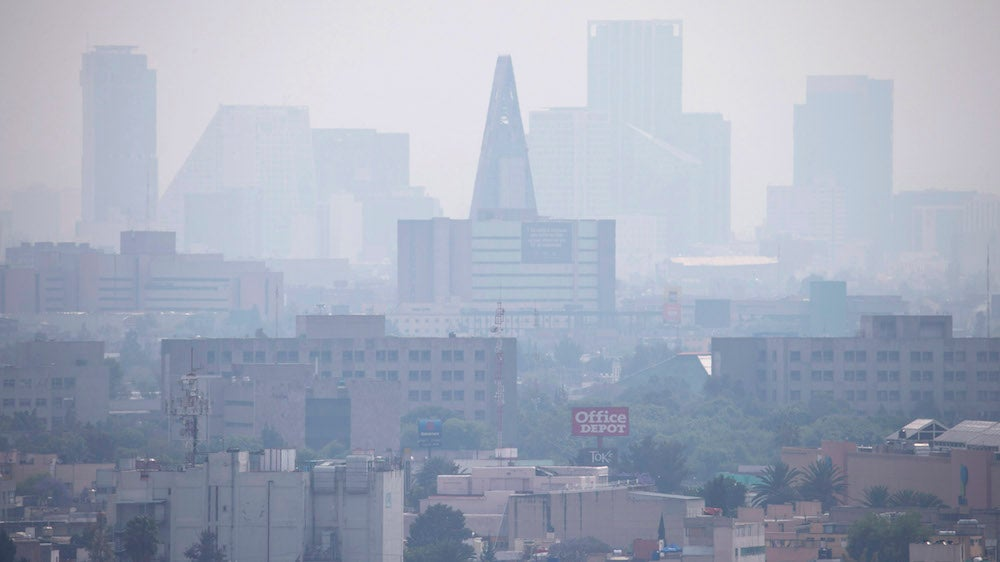 Mexico City's Doubling Down On Its Car Ban To Clear Smoggy Skies