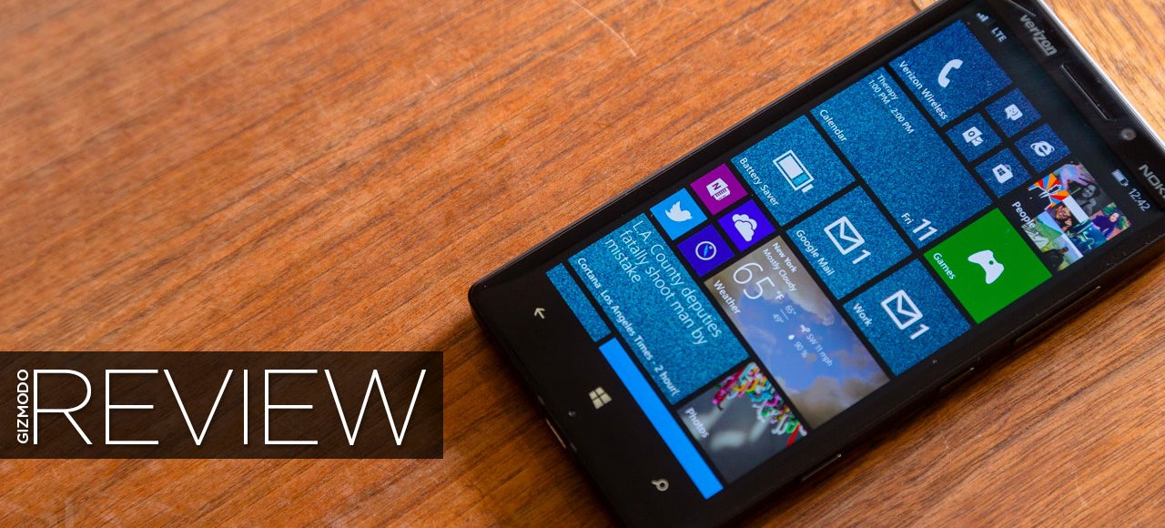 Windows Phone 8 1 Review  Gloriously Good Enough