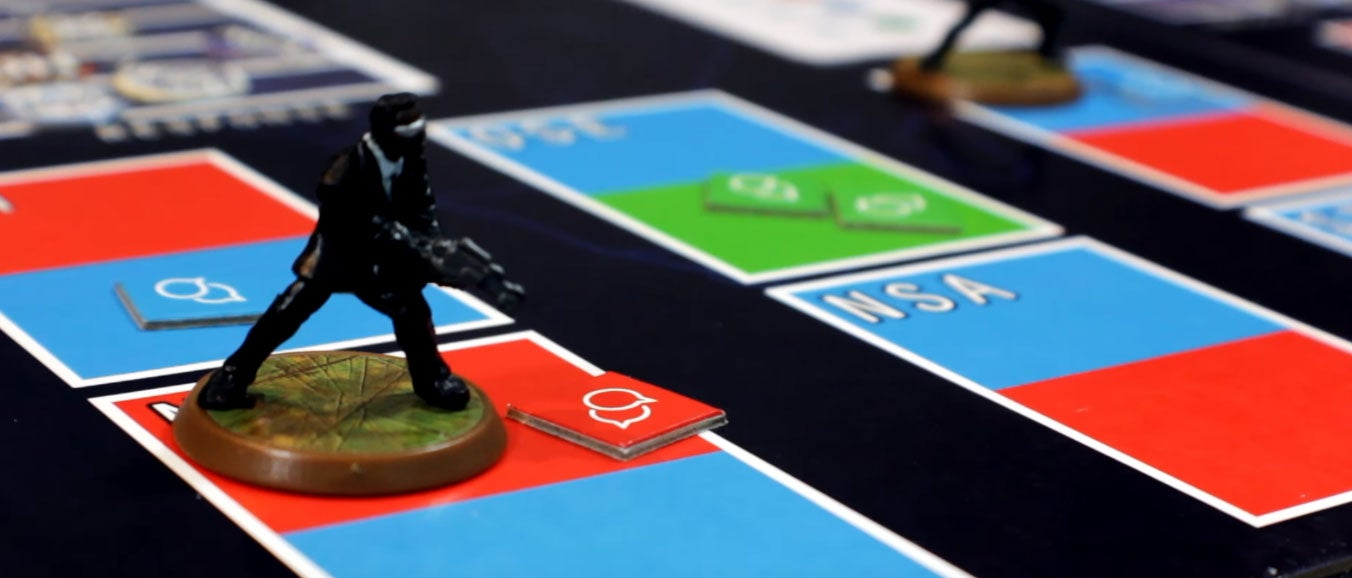 The CIA Made A Board Game, And It's Now Playable
