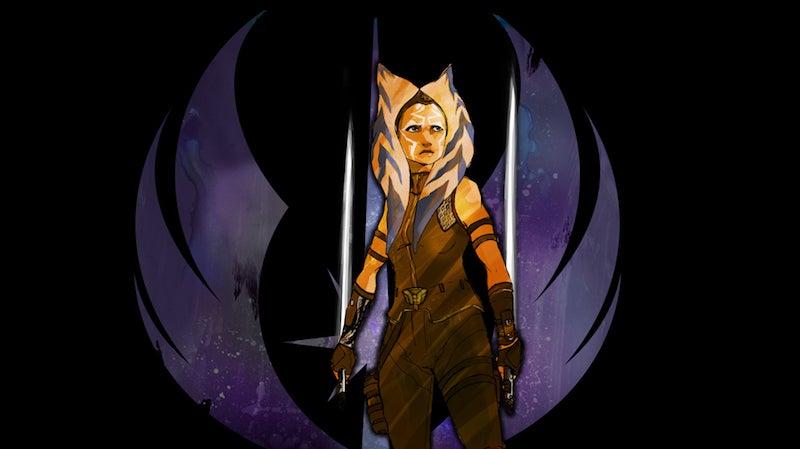 All TheStar WarsSecrets Hidden In The New NovelAhsoka