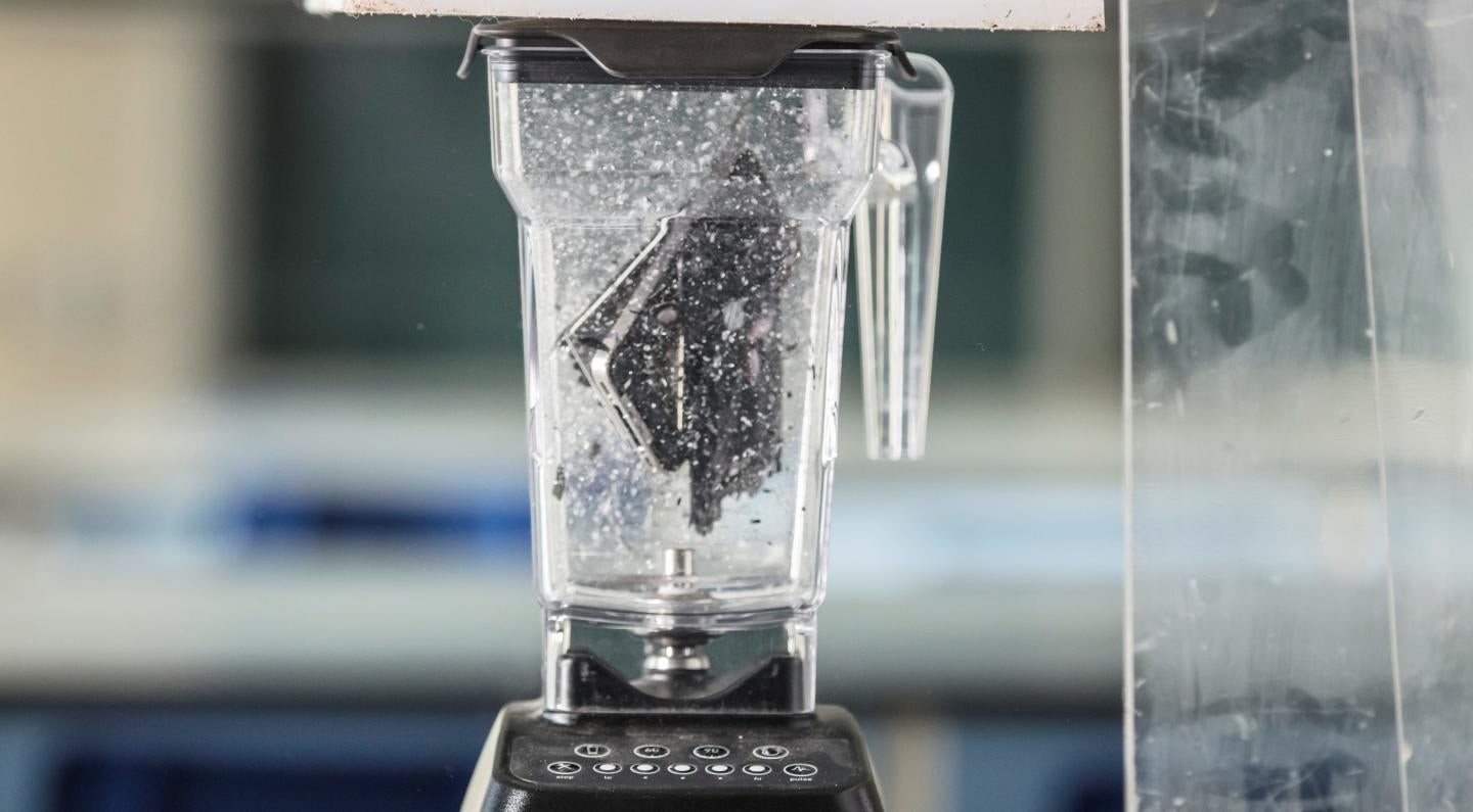 These Scientists Ground An iPhone To Dust To Figure Out What's Inside