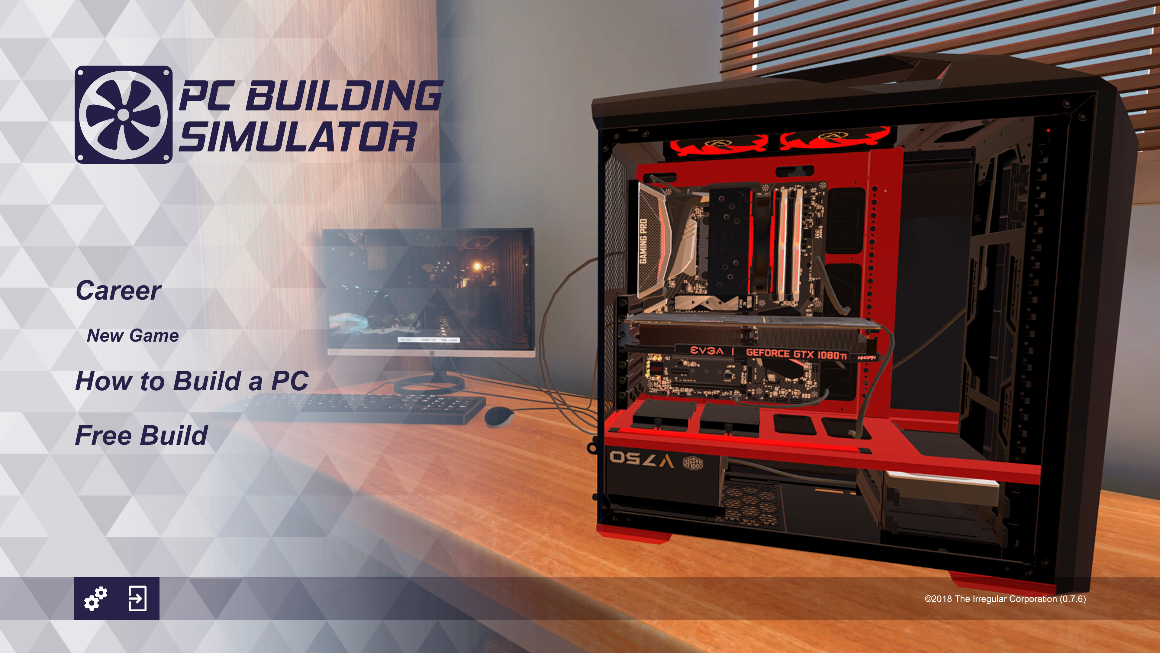 Building PCs In This New Sim Is Meta As Hell