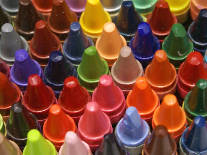 Crayola Has Retired Dandelion, Here's What Crayon Artists Suggest For Coping With The Loss