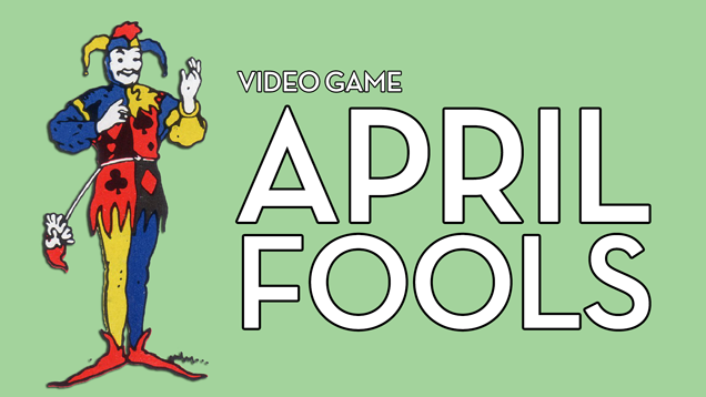 Today's Best And Worst April Fools' Jokes In Gaming