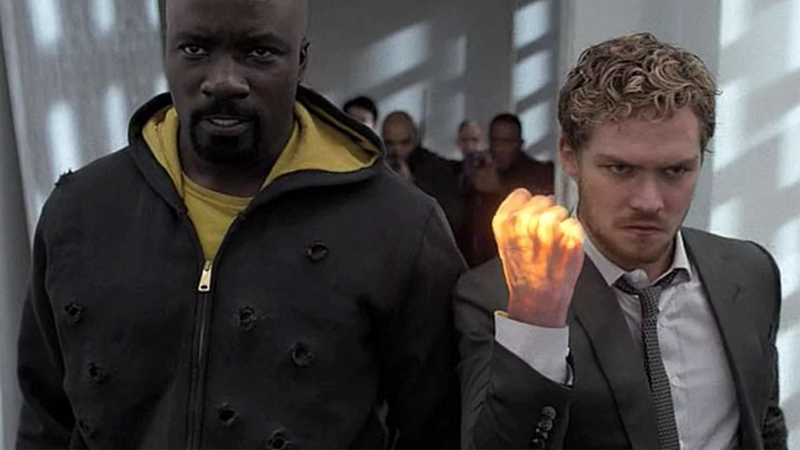 Iron Fist Will Be Stopping By Luke Cage Season Two
