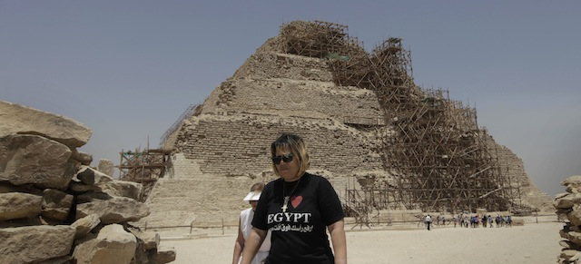 Egypt's Oldest Pyramid Is Being Destroyed By the Company Hired to Fix It