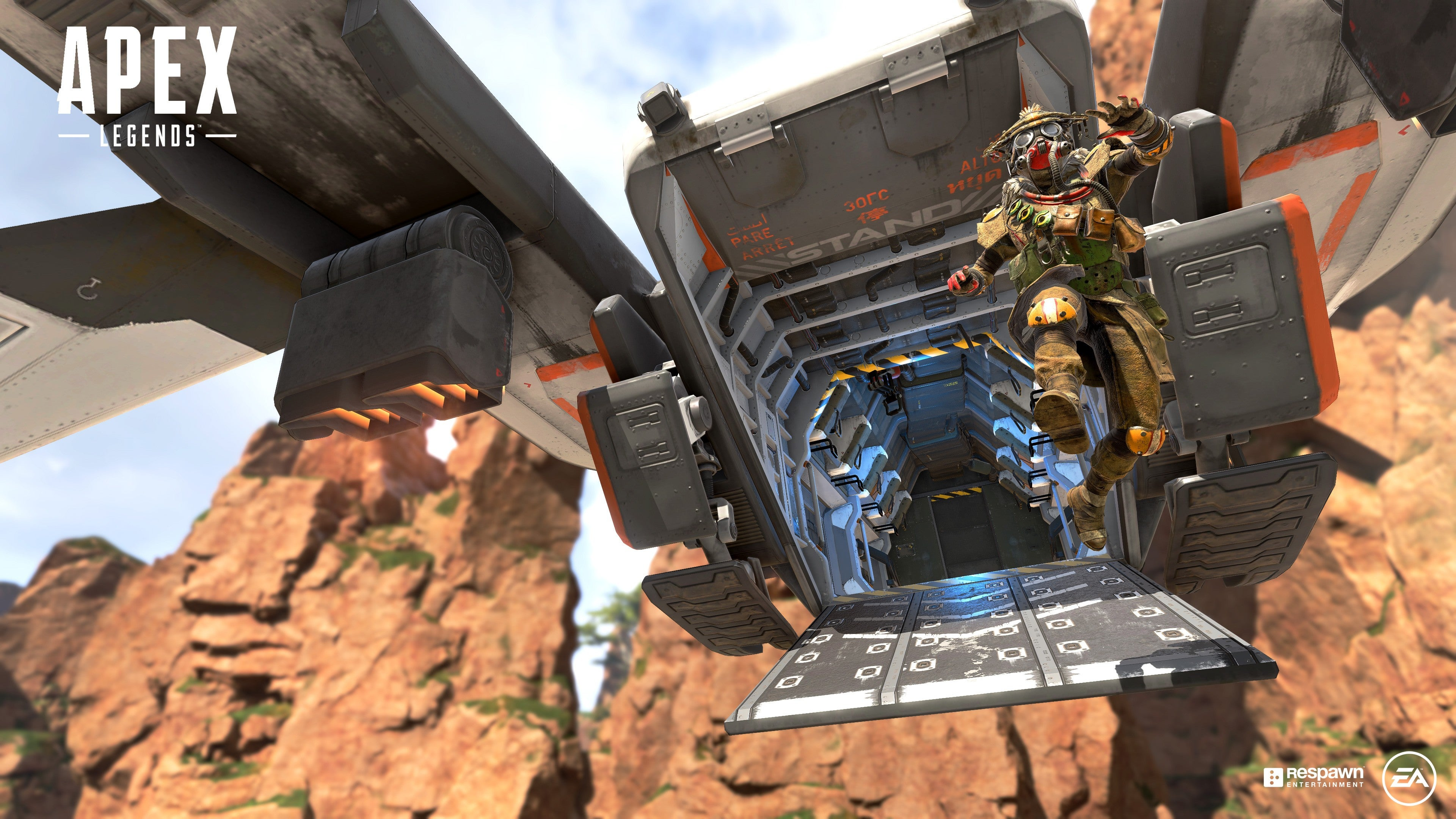 Titanfall Battle Royale Game Apex LegendsIs Out Now