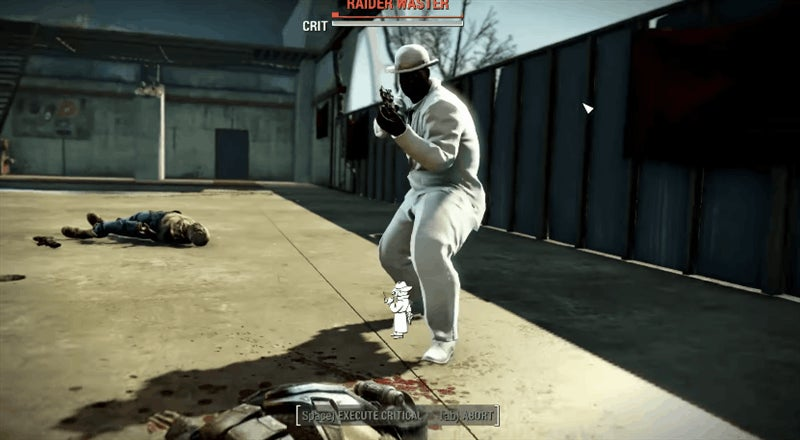 Amazing Fallout 4 Mod Turns Mysterious Stranger Into The Notorious B.I.G.