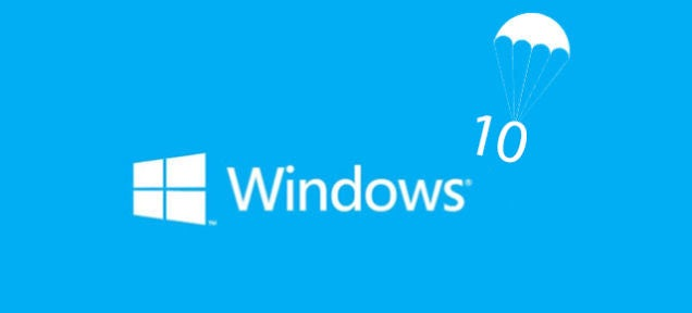 Windows 10 Will Actually Be Windows 10 (Not Windows NT 6.4)