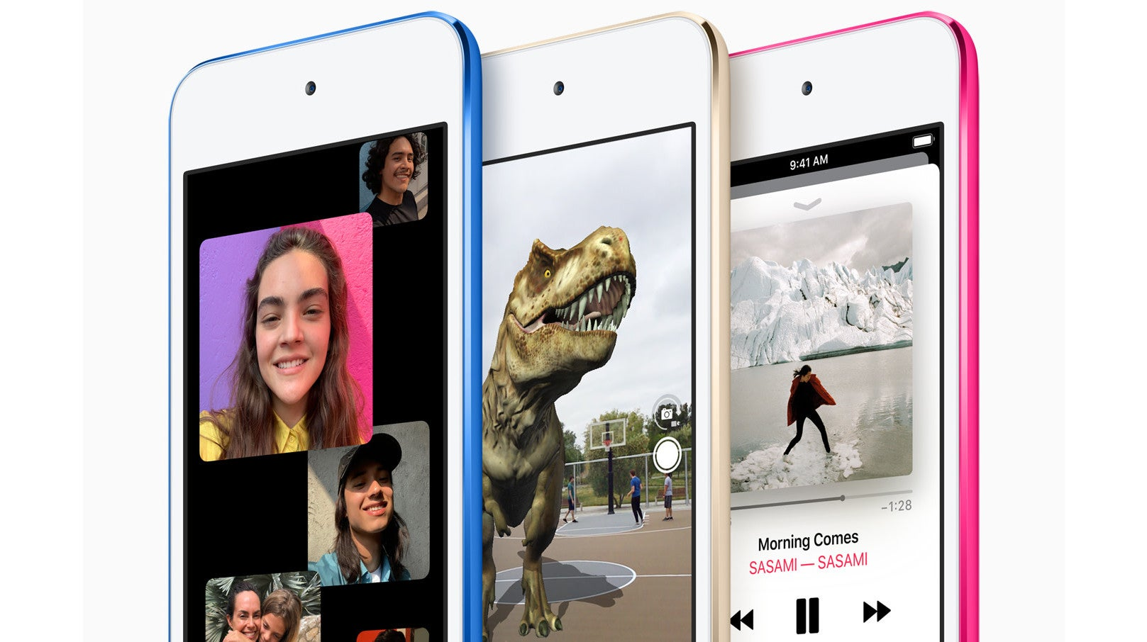 Who Is The New iPod Touch Good For? Privacy Hawks