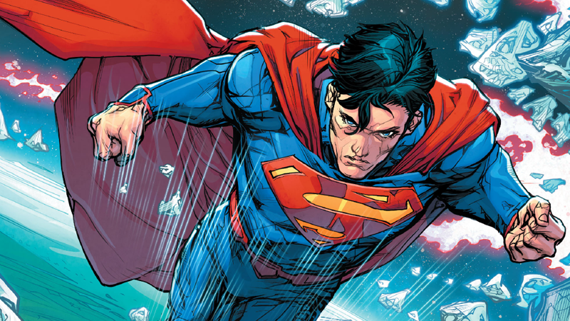 What Is the Deal With Superman In DC Comics' Rebirth?