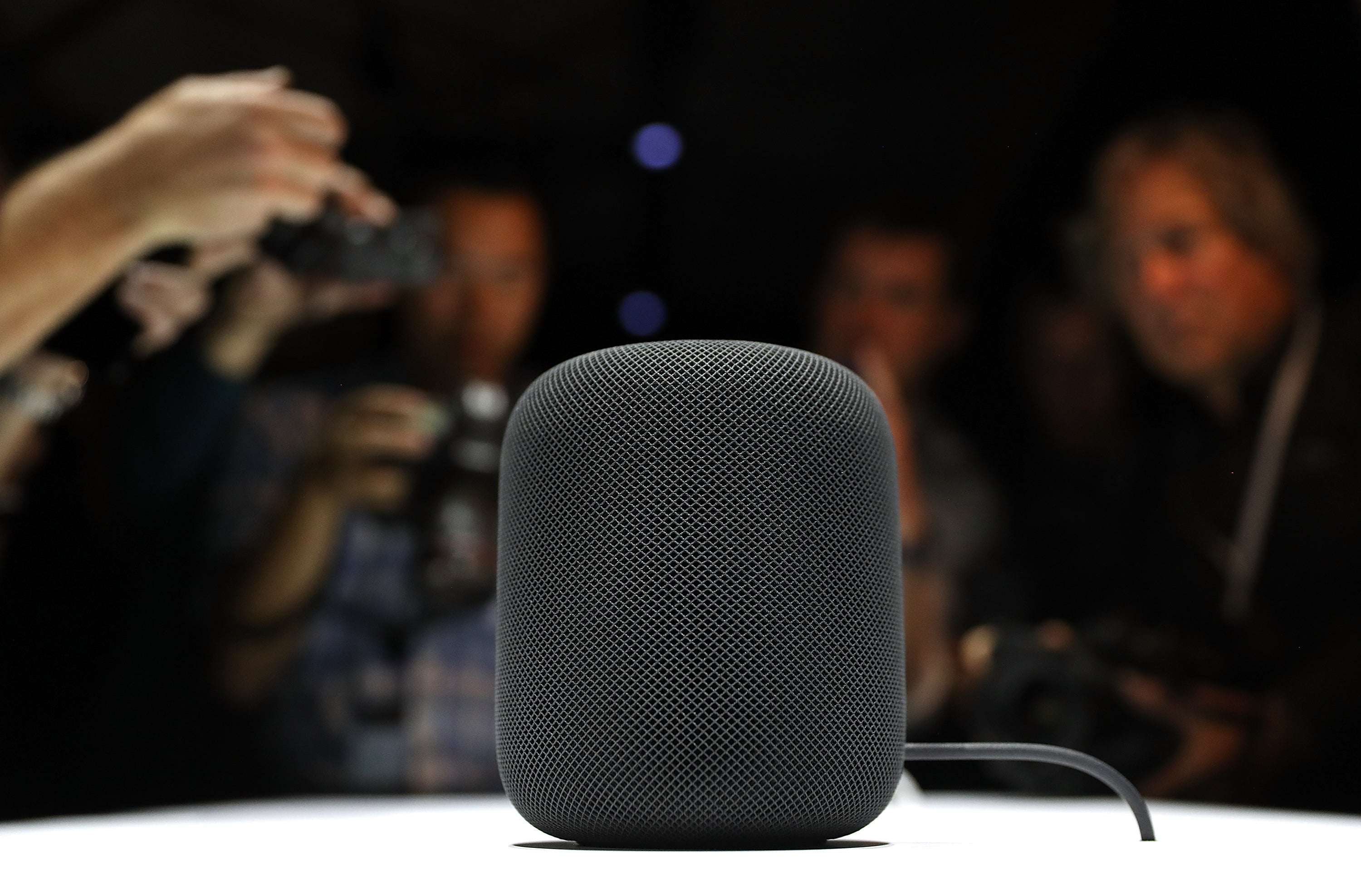 How Apple's New Siri Speaker Compares To Sonos And Echo
