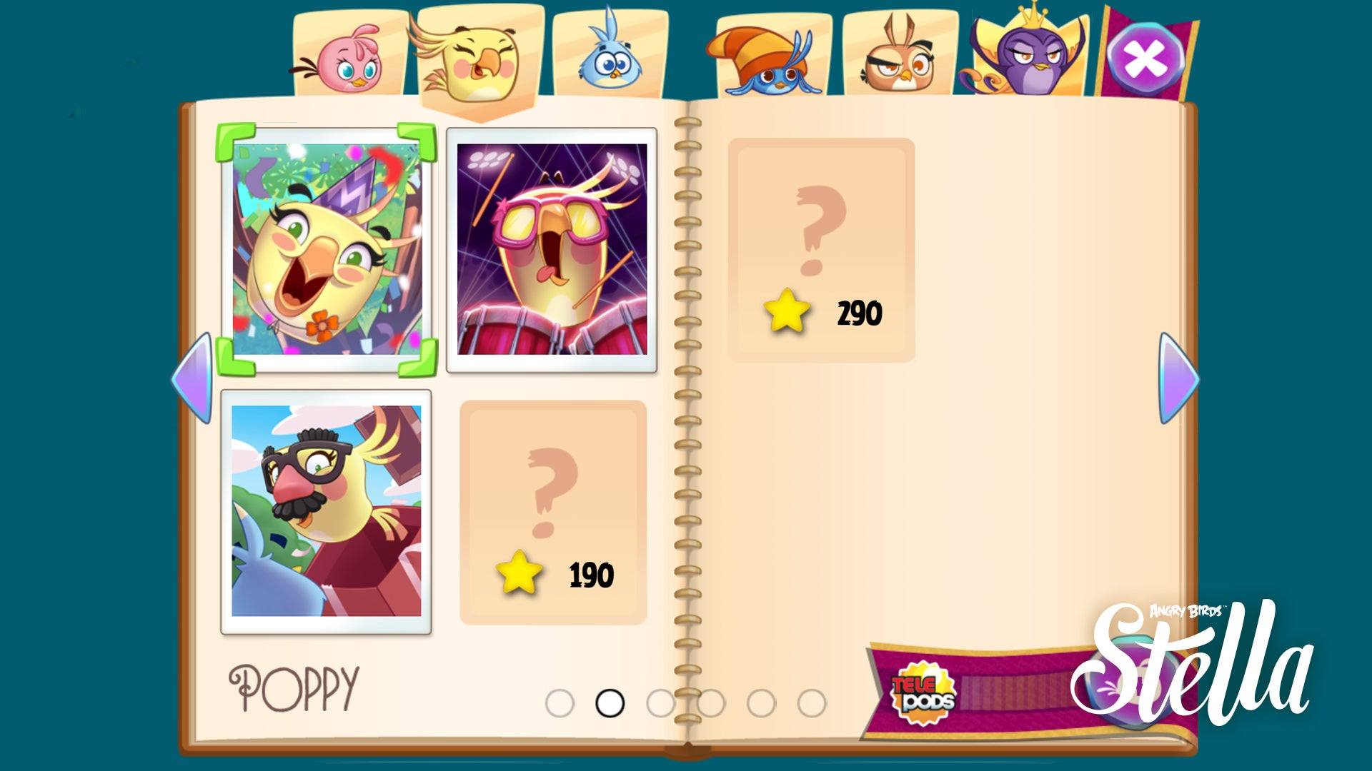 Stella Brings Out The Best And Worst In Angry Birds
