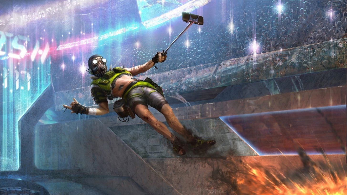 Apex Legends' New Character Is Really Fast