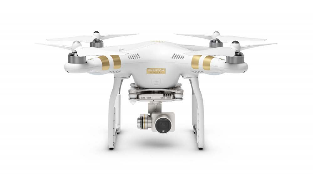 DJI Phantom 3: A Totally Loaded Video Drone For Cheaper Than You'd Think