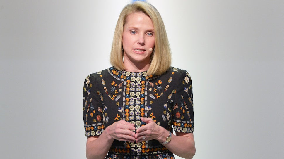 Yahoo Is More Screwed Than Ever, So Where The Hell Is Marissa Mayer?