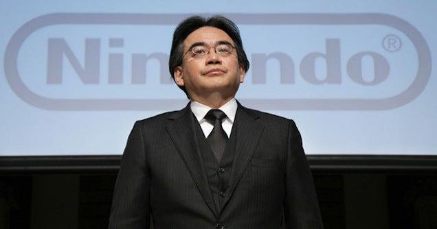 Nintendo Chief Satoru Iwata Missing E3 On Advice Of His Physician