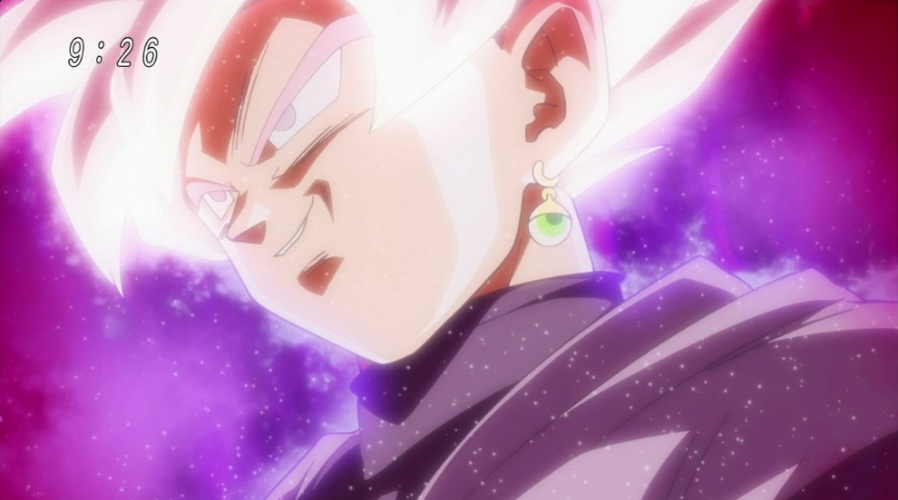 Official Look At Super Saiyan Rose In Dragon Ball Super