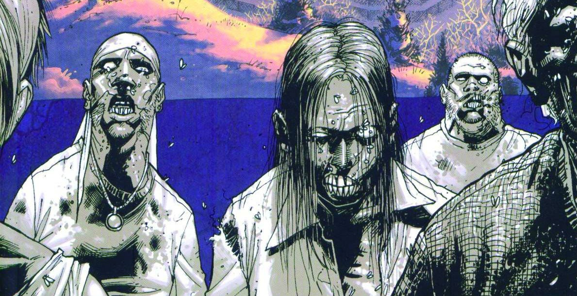 Turns Out, The Walking Dead Comic's Most Shocking Death Is Its Own
