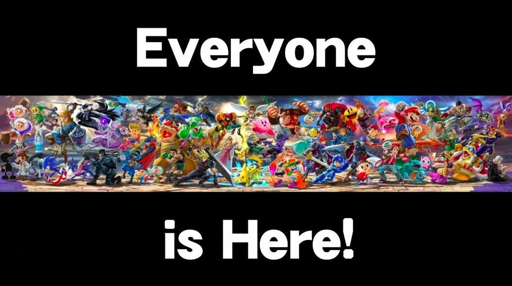 Quiz: Which Super Smash Bros. Ultimate Character Are You?