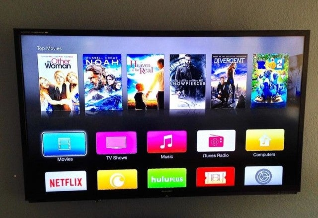 A New Apple TV Beta Makes It Look a Little More Like iOS 7
