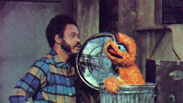 Oscar the Grouch used to be orange (but was supposed to be magenta)