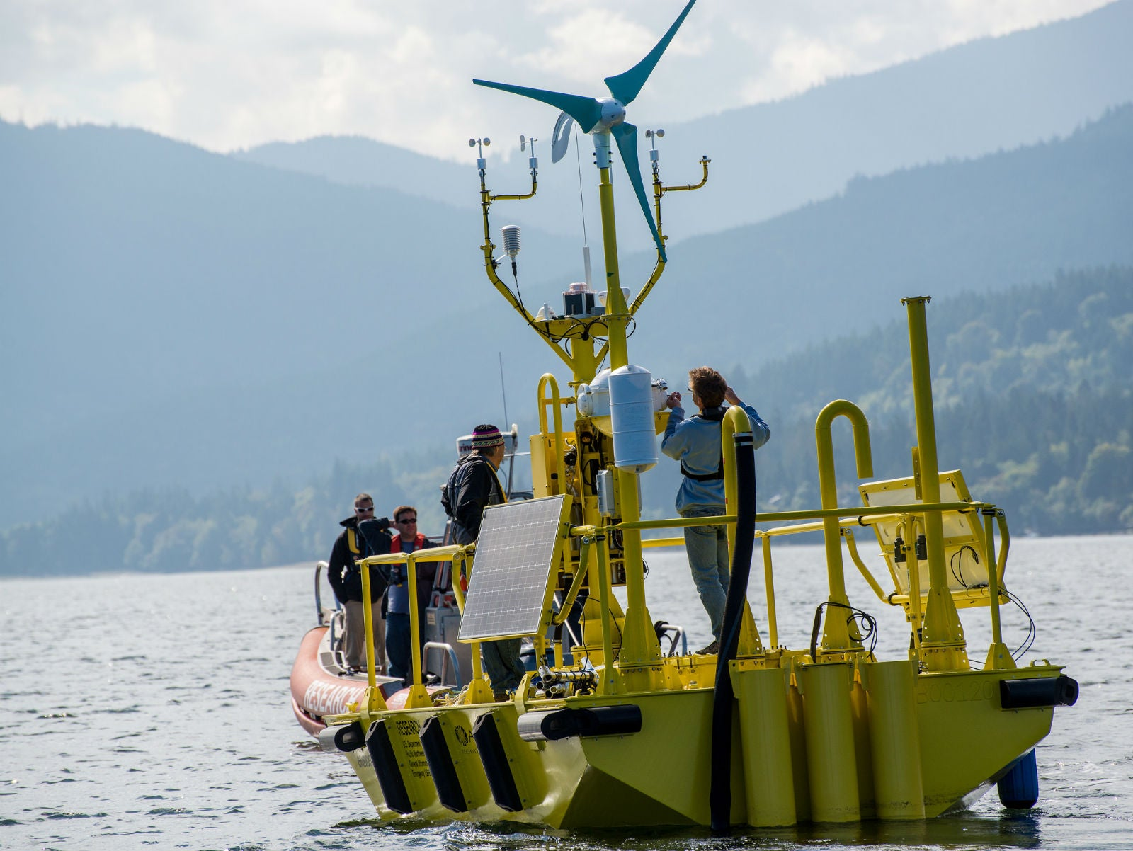 A Million-Dollar Buoy Will Spot the Best Sites for Wind Farms