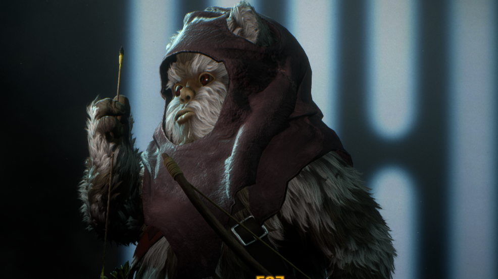 Battlefront II's New Update Makes Ewoks Scary