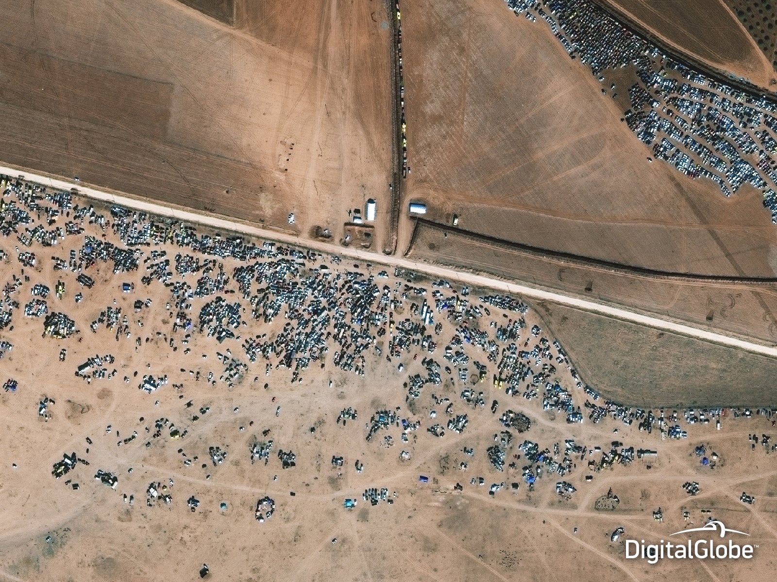 2014 As Told By Photos from the World's Highest Resolution Satellites