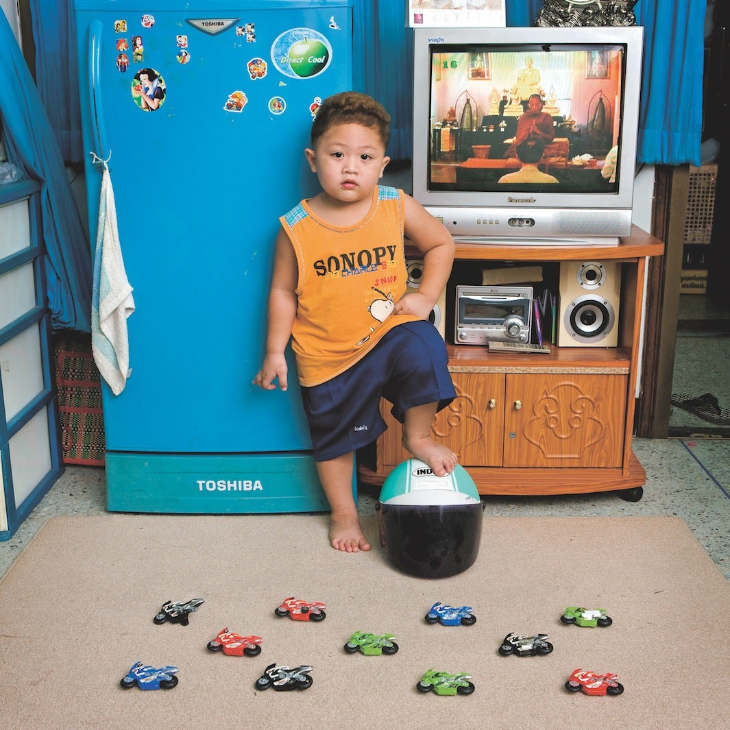 Kids From Around The World Share Their Favourite Toys