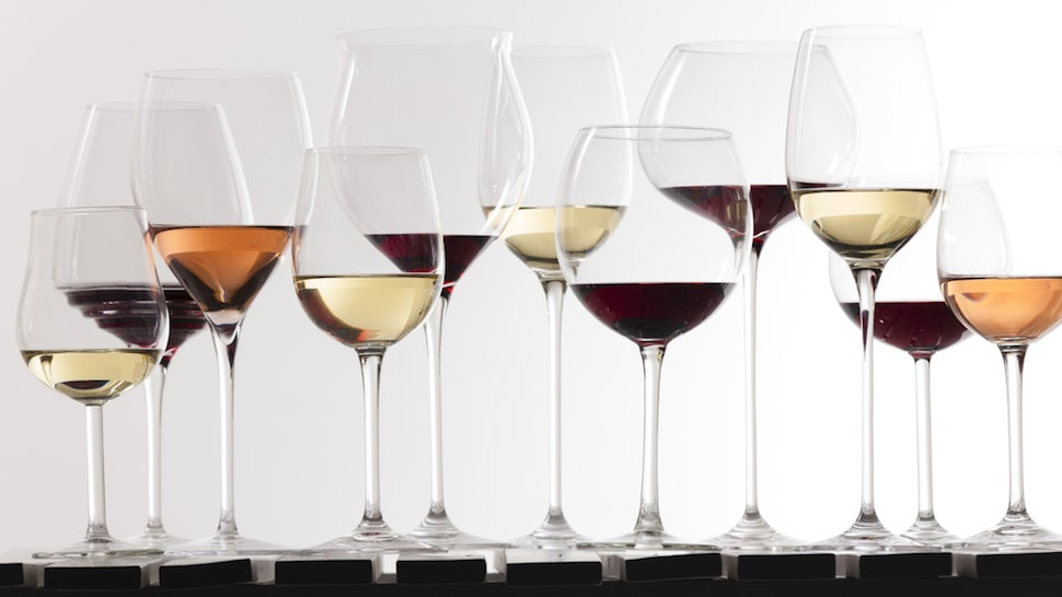 Image result for multiple glasses of wine