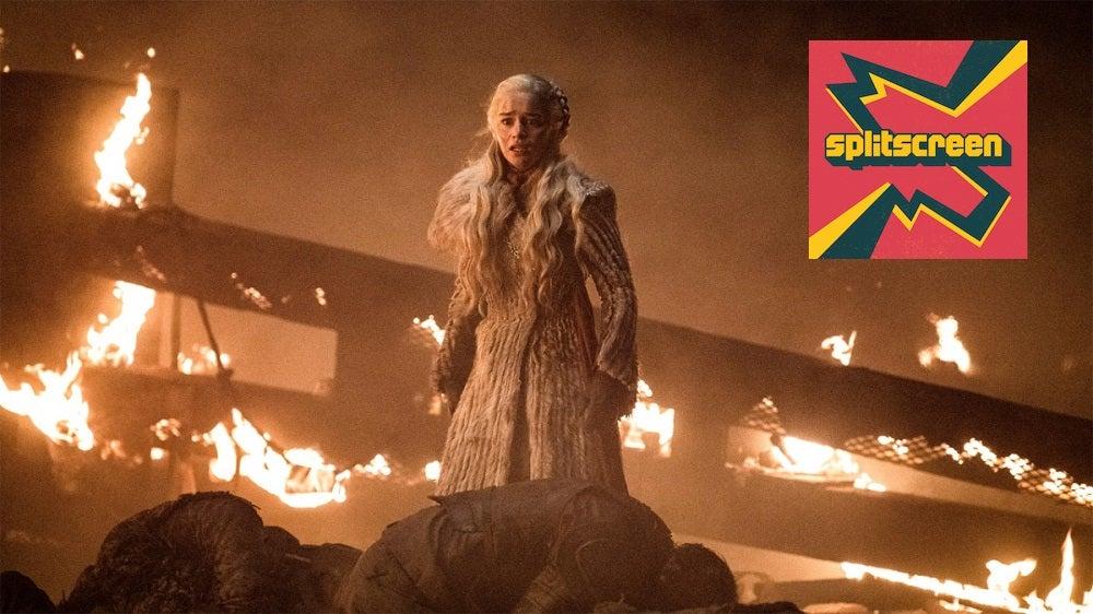 Game Of Thrones Was Really Dark Last Night