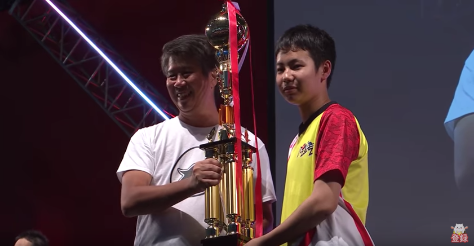 Junior High School Student Wins $67,500 Game Tournament, Doesn't Get Any Money