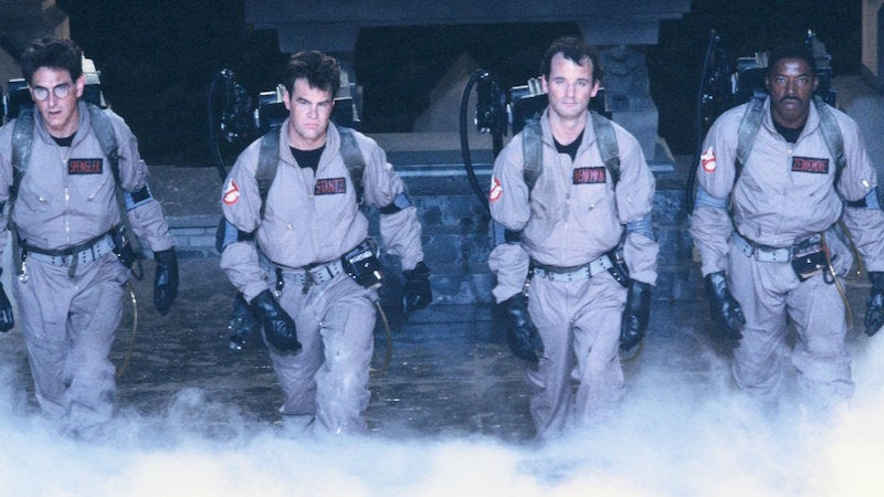 Ivan Reitman Has A Ludicrously Optimistic Idea For The Future Of Ghostbusters