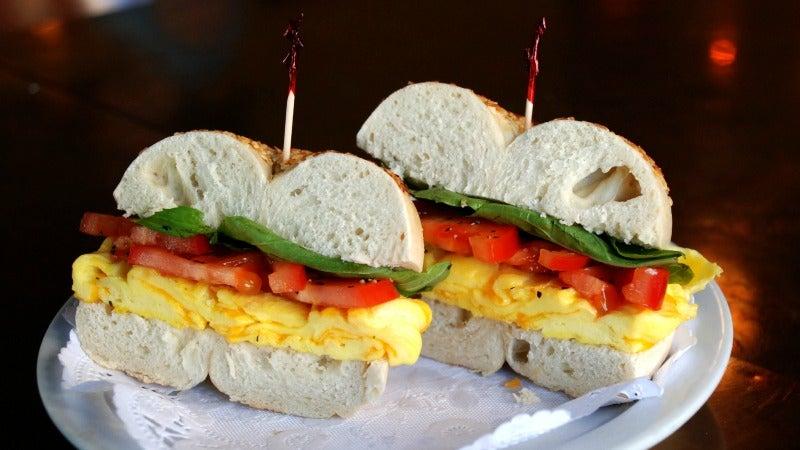 Add Fruit To Breakfast Sandwiches For A Fresh Alternative To Heavier Fare