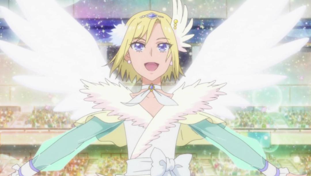 Popular Magical Girl Anime Gets A Magical Boy