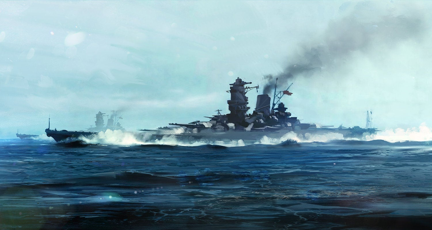 Because This Site Needs More Battleships