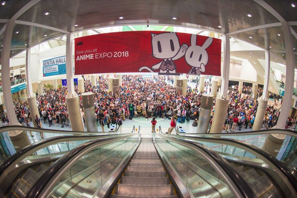 Anime Expo 2017 Is This Weekend And The Line To Get In Is A Special Kind Of Hell